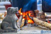 Giải mã bí ẩn phong tục thờ chó đá theo tín ngưỡng của người Việt