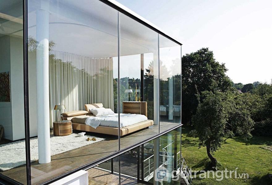 Sử dụng những tấm rèm cửa sổ cho phòng ngủ của mình (Ảnh Internet)