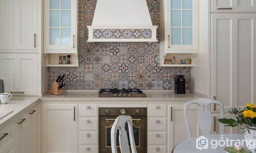 Điểm danh 10 vật liệu ốp tường nhà bếp được nhiều người yêu thích