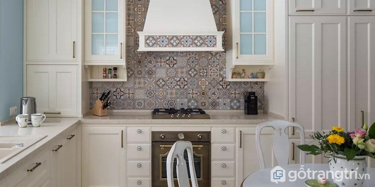 Điểm danh 10 vật liệu ốp tường nhà bếp được nhiều người yêu thích - Ảnh: Internet