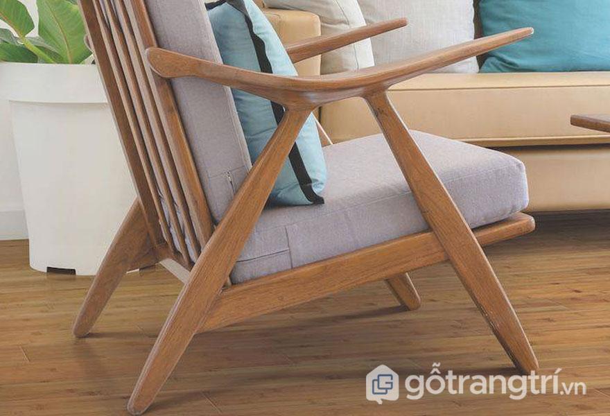 Sàn tre có độ bền cao không kém gì sàn gỗ tự nhiên - Vật liệu xây dựng thân thiện môi trường  (Ảnh: Internet)
