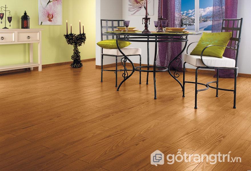Vật liệu xây dựng xanh được ứng dụng nhiều trong thiết kế nội thất nhà ở hiện nay (ảnh internet)