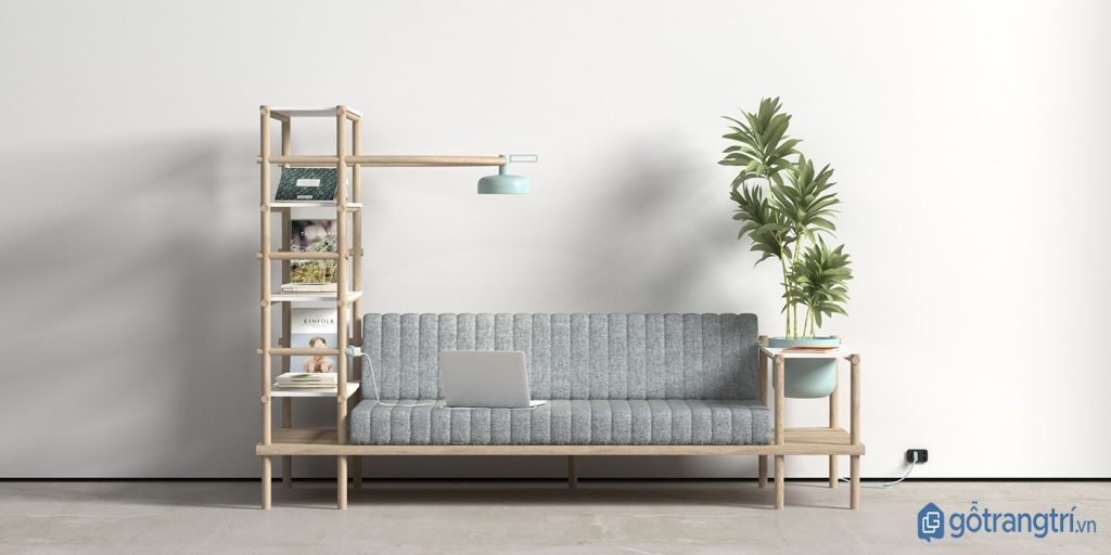 Phong cách tối giản trong thiết kế nội thất được ứng dụng khắp thế giới. (ảnh: internet)