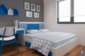 Mách bạn cách trang trí phòng ngủ bé trai đẹp đơn giản, cá tính