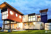 Chiêm ngưỡng 2 ngôi nhà container độc nhất vô nhị ở Việt Nam