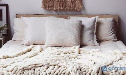 Ý tưởng trang trí không gian nhà ở bằng len độc lạ và mới mẻ