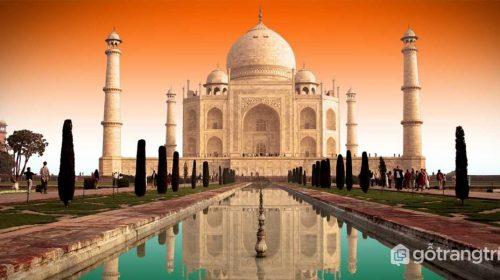 Chiêm ngưỡng những công trình kiến trúc Ấn Độ cổ ấn tượng nhất