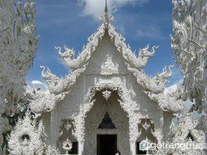 Ngôi chùa này được xem là ngôi chùa đẹp nhất trên thế giới - Ảnh internet