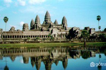 Đền Angkor Wat – Niềm tự hào lớn lao của người dân Campuchia