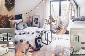 10+ bức tranh treo tường phòng ngủ lãng mạn cho vợ chồng son