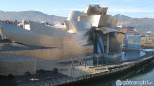 Bảo tàng Guggenheim lấy ý tưởng thiết kế từ hình ảnh của máy móc công nghiệp - Ảnh internet