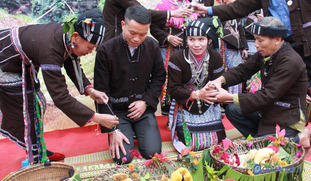 Người Lự có nhiều nghi thức, lễ hội độc đáo mang đậm bản sắc dân tộc. (ảnh: internet)