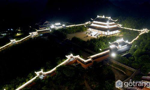 Chùa Bái Đính - Vẻ đẹp kiến trúc đồ sộ, nguy nga nhất Đông Nam Á