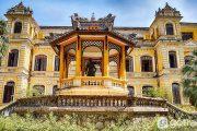 Cung An Định sở hữu vẻ đẹp kiến trúc Á Âu đồ sộ trên 100 năm tuổi