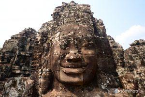 Đền Angkor Wat là đỉnh cao kiến trúc điển hình cho sự phát triển của quốc gia Campuchia - Ảnh internet