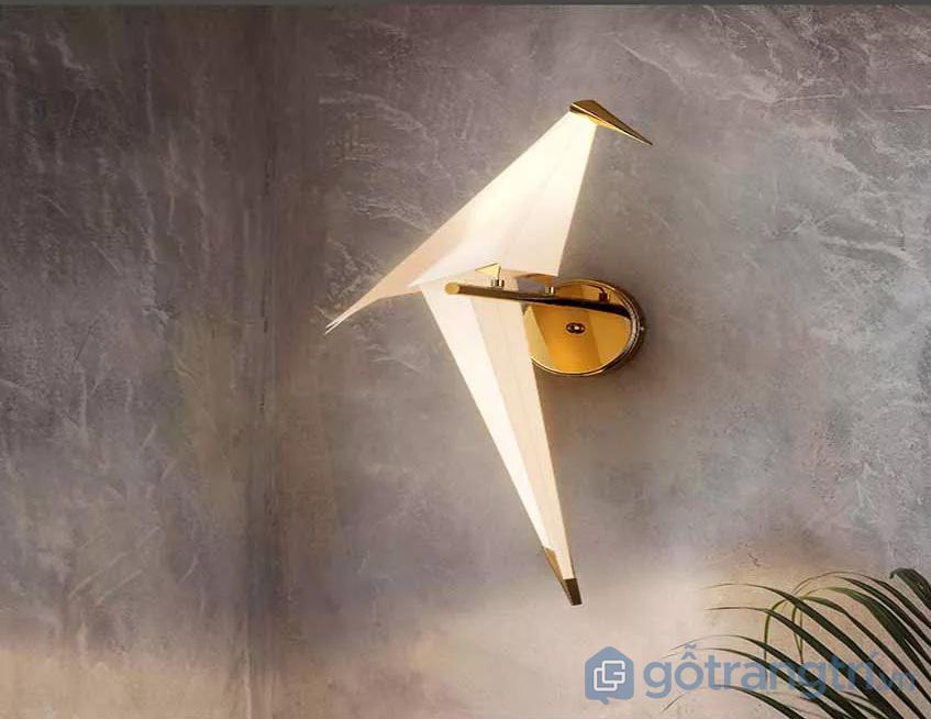 Đèn treo tường hình chú chim