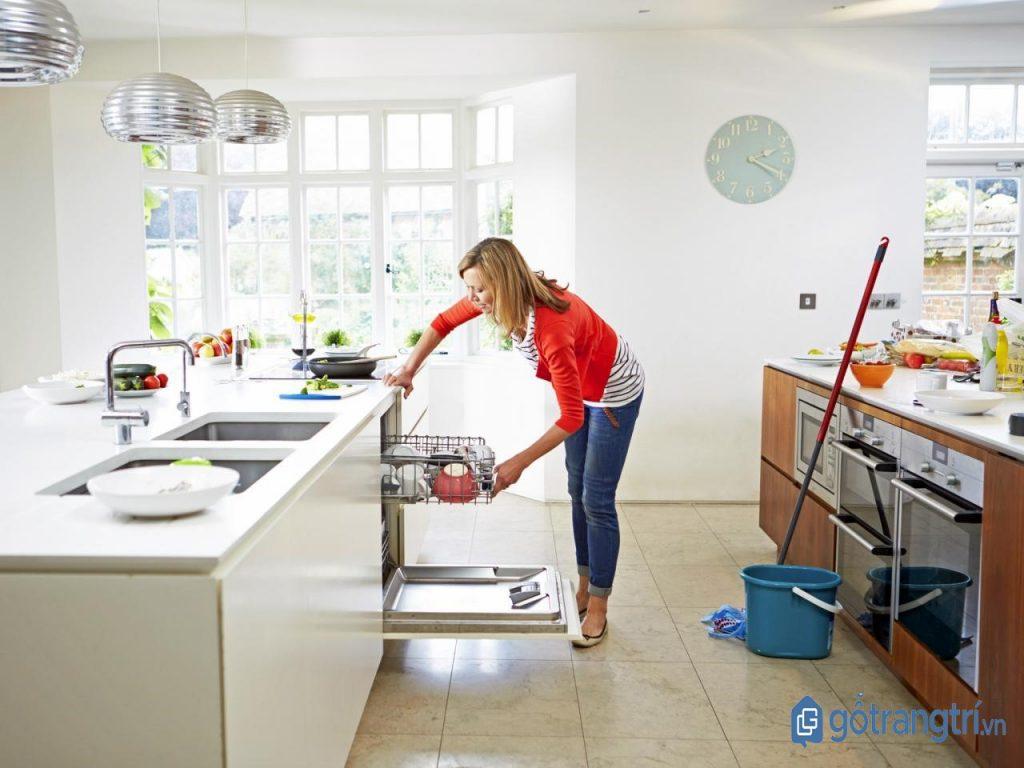 Sắp xếp đồ dùng trong nhà một cách dọn nhà đón tết khoa học đem lại vẻ tươi mới cho ngôi nhà. (ảnh: internet)