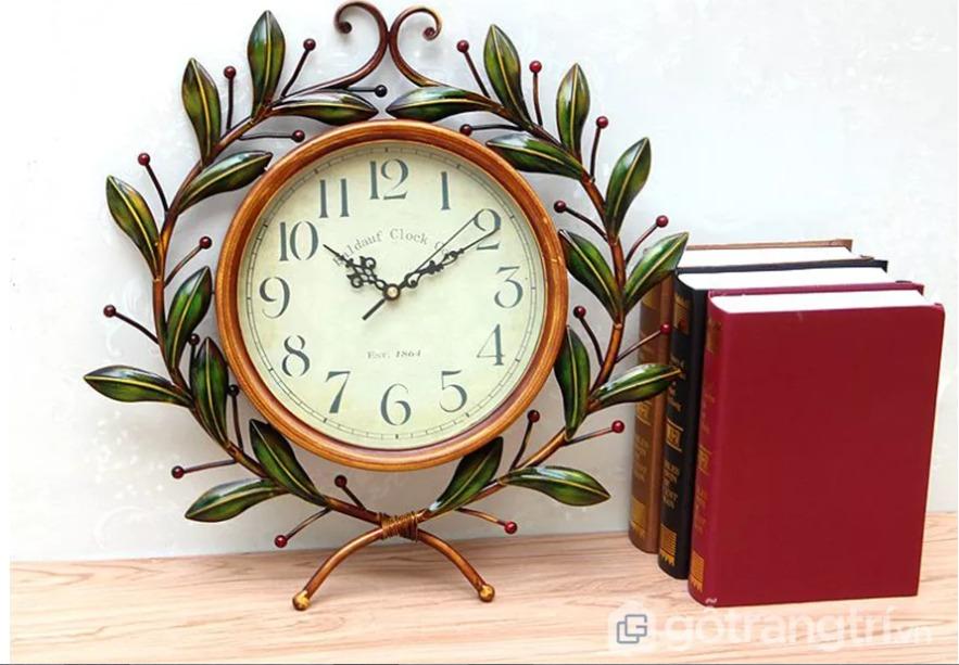 những mẫu đồng hồ treo tường đẹp