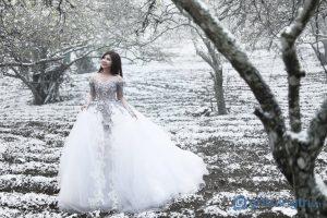 Tuyết là đặc sản chỉ du lịch Sapa mới được chiêm ngưỡng ở nước ta - Ảnh internet