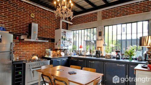 Gạch thẻ trang trí và ứng dụng tuyệt vời trong trang trí nhà ở