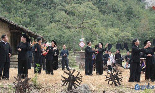 Nét đẹp truyền thống trong phong tục Tết Cổ truyền của dân tộc Nùng