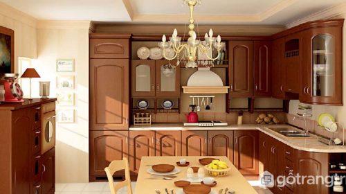 Khám phá không gian bếp đẹp, đơn giản cho căn nhà ống năm 2019