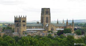 Nhà thờ Durham là tòa nhà vĩ đại nhất của người Nooc – Măng - Ảnh Internet