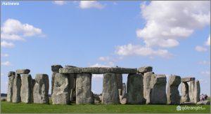 Bãi đá Stonehenge được coi là một trong các di chỉ khảo cổ học bí ẩn nhất trên thế giới - Ảnh Internet