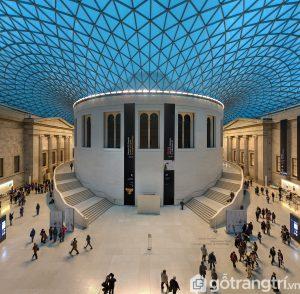 Hình ảnh kiến trúc thú vị của bảo tàng này - Ảnh Internet