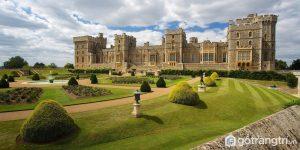 Hình ảnh Lâu đài Windsor - Ảnh Internet