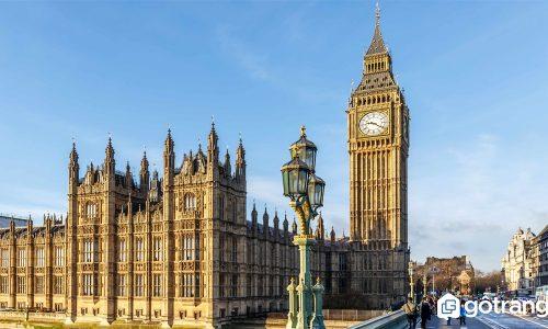 Khám phá nước Anh xinh đẹp với những công trình kiến trúc nổi bật