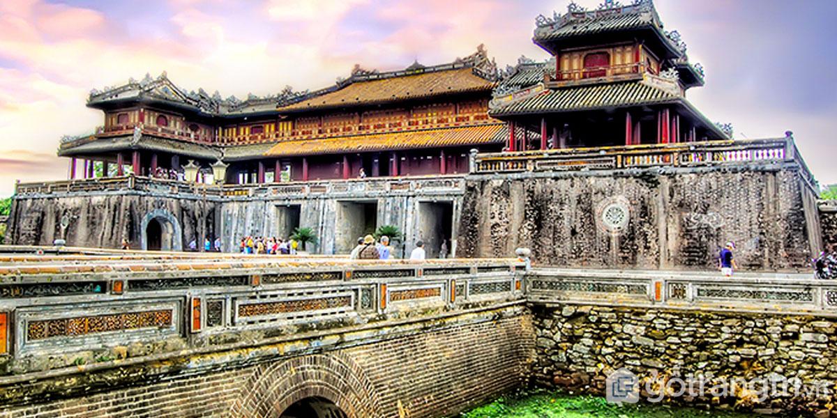 Kinh thành Huế - Quần thể kiến trúc vàng son của triều đại nhà Nguyễn