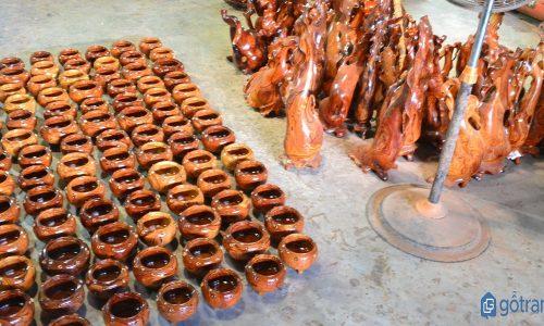 Khám phá làng nghề tiện gỗ mỹ nghệ truyền thống Nhạn Tháp (Bình Định)