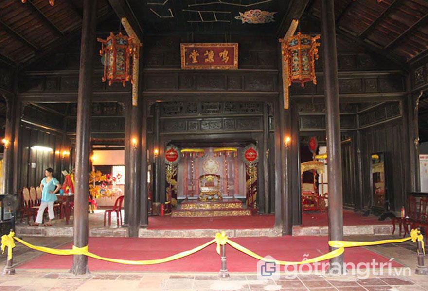 Nhà hát Minh Khiêm Đường - Ảnh: Internet