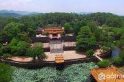 Lăng Tự Đức - Tuyệt tác kiến trúc cung đình Huế thời nhà Nguyễn