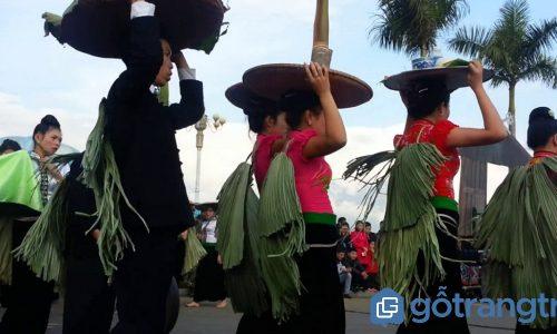 Khám phá nét độc đáo trong lễ cầu mưa của người Thái vùng Tây Bắc