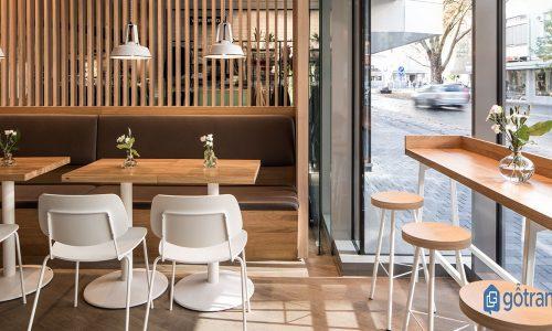 [Tư vấn] Làm thế nào để thiết kế nội thất quán cà phê đẹp và hiệu quả?
