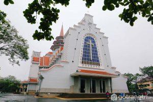Tên gọi khác là nhà thờ Đức Mẹ Hằng Cứu Giúp - Ảnh internet