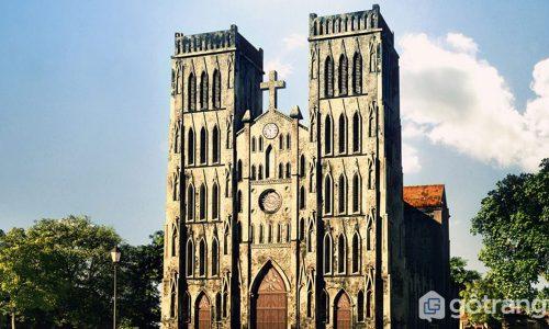 Chiêm ngưỡng nhà thờ lớn Hà Nội mang đậm lối kiến trúc Pháp cổ