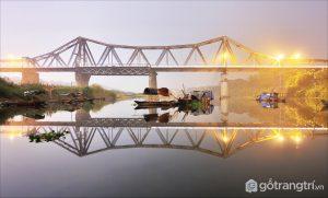 Cầu Bạch Hổ - Một công trình kiến trúc nổi bật ở Huế - Ảnh internet