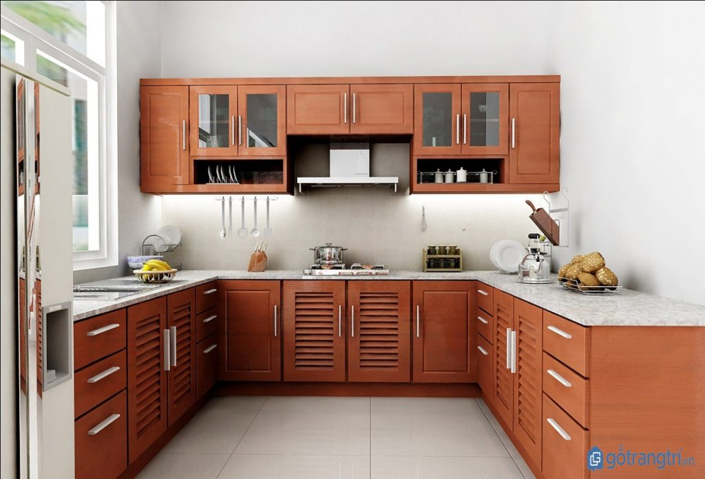 Đảm bảo căn bếp thông minh của gia đình luôn được dọn dẹp và giữ sạch sẽ mỗi ngày. (ảnh: internet)