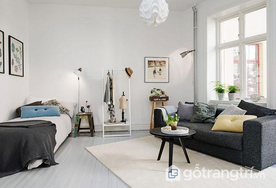 Xu hướng 2019: Phong cách nội thất scandinavian đốn ngã hàng vạn trái tim (Ảnh: Internet)