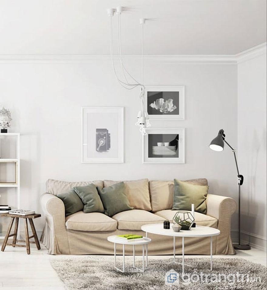 Phong cách scandivian style tạo ra lối sống giản đơn, thanh khiết (Ảnh: Internet)