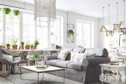 Hé lộ 10 giải pháp thiết kế nội thất chuẩn phong cách scandinavian style