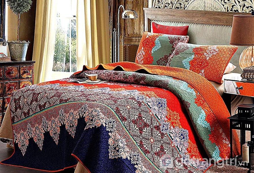 Phong cách thiết kế nội thất Morocan (ảnh internet)