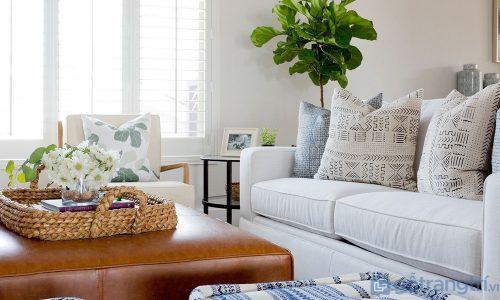 Đặc điểm của phong cách ven biển hiện đại trong thiết kế nội thất