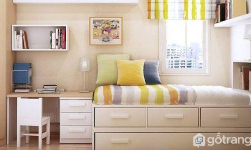 Gợi ý những cách thiết kế phòng ngủ nhỏ từ 4m2 - 9m2 đẹp mê ly