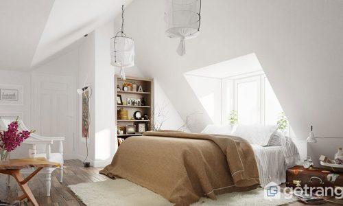 Ý tưởng, cảm hứng và hình ảnh đẹp với thiết kế phòng ngủ scandinavian