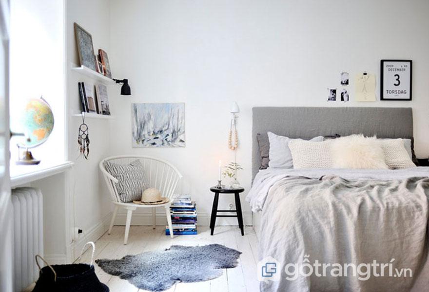 Tìm kiến trúc sư thiết kế căn phòng ngủ scandinavian (Ảnh: Internet)