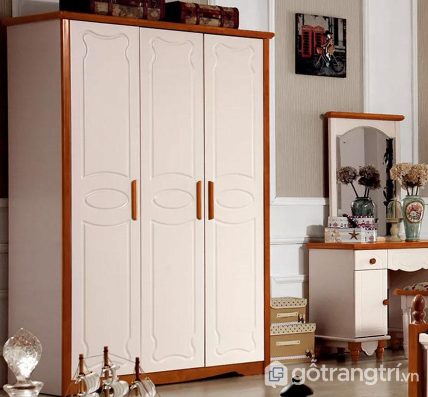 Tủ quần áo phong cách Bắc Âu GHS-5107